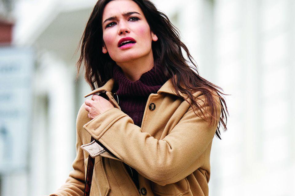 Modetrend Bourgeoisie: Alles andere als spießig! Wolljacke zu Bundfaltenhose