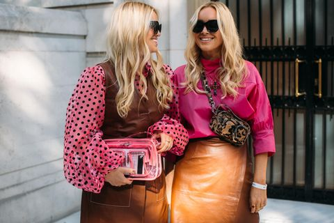 Modetrends für den Frühling: Diese Looks lieben die Profis