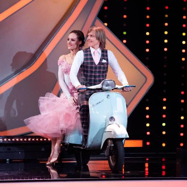 Let's Dance: John Kelly