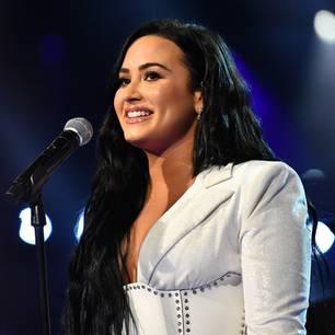Demi Lovato ungeschminkt