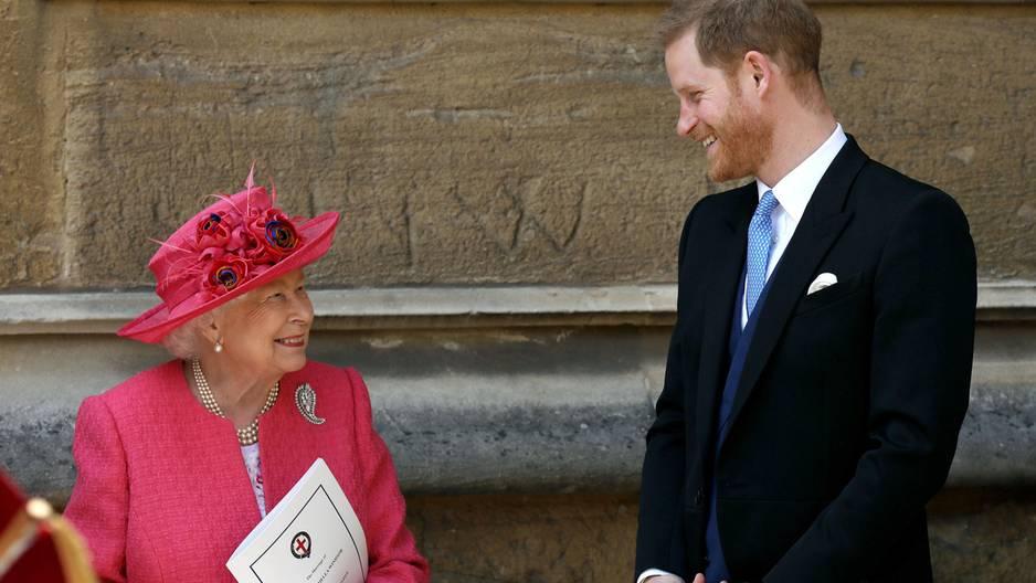 """Prinz Harry: Zerstört der """"Megxit"""" sein gutes Verhältnis zu seiner Großmutter?"""