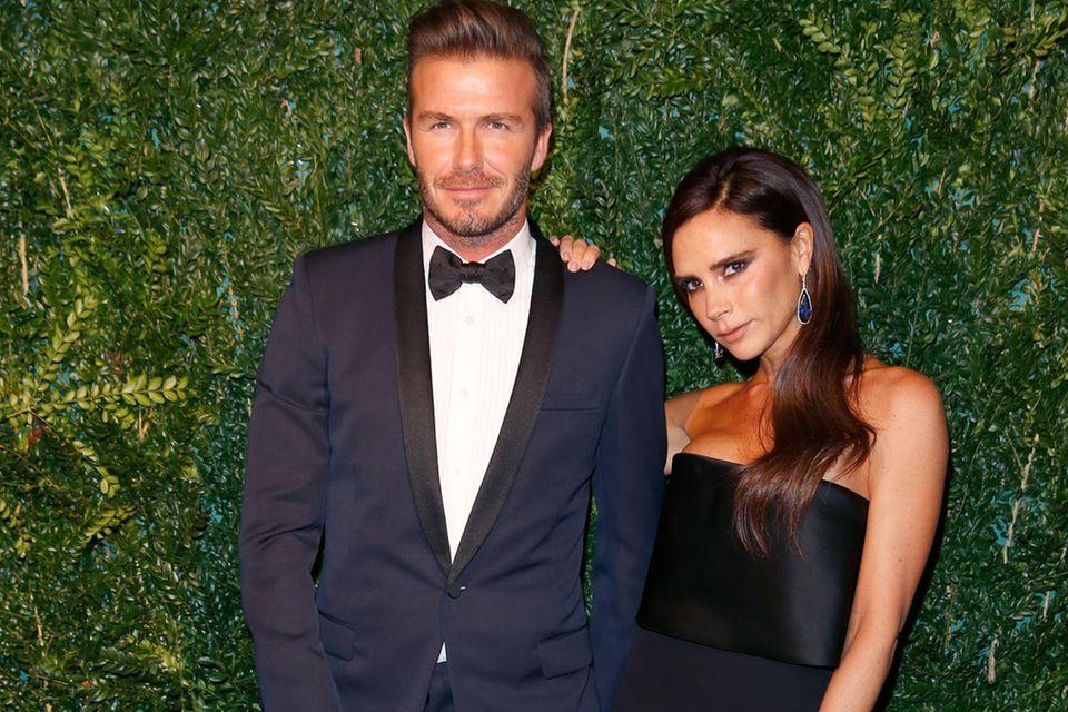 David Beckham: Liebeserklärung an Victoria