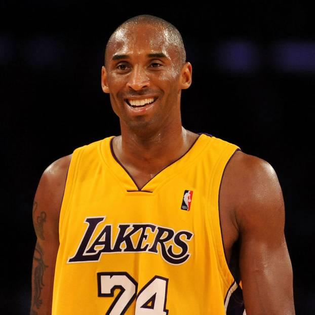 Kobe Bryant im Spiel