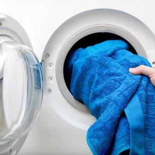 Wäschetrockner: Dieser Trick ist der Trocken-Turbo