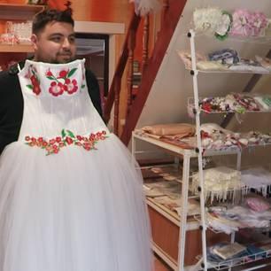 Brautkleid-Fail! Mann sucht Kleid aus - Frau will Hochzeit absagen