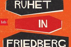 """""""Ruhet in Friedberg"""" von Rudolf Ruschel"""
