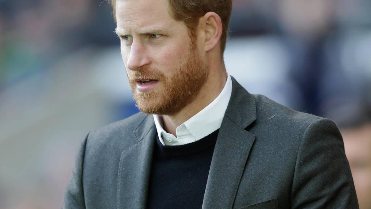 Prinz Harry: Er lässt ein ganzes Zugabteil sperren