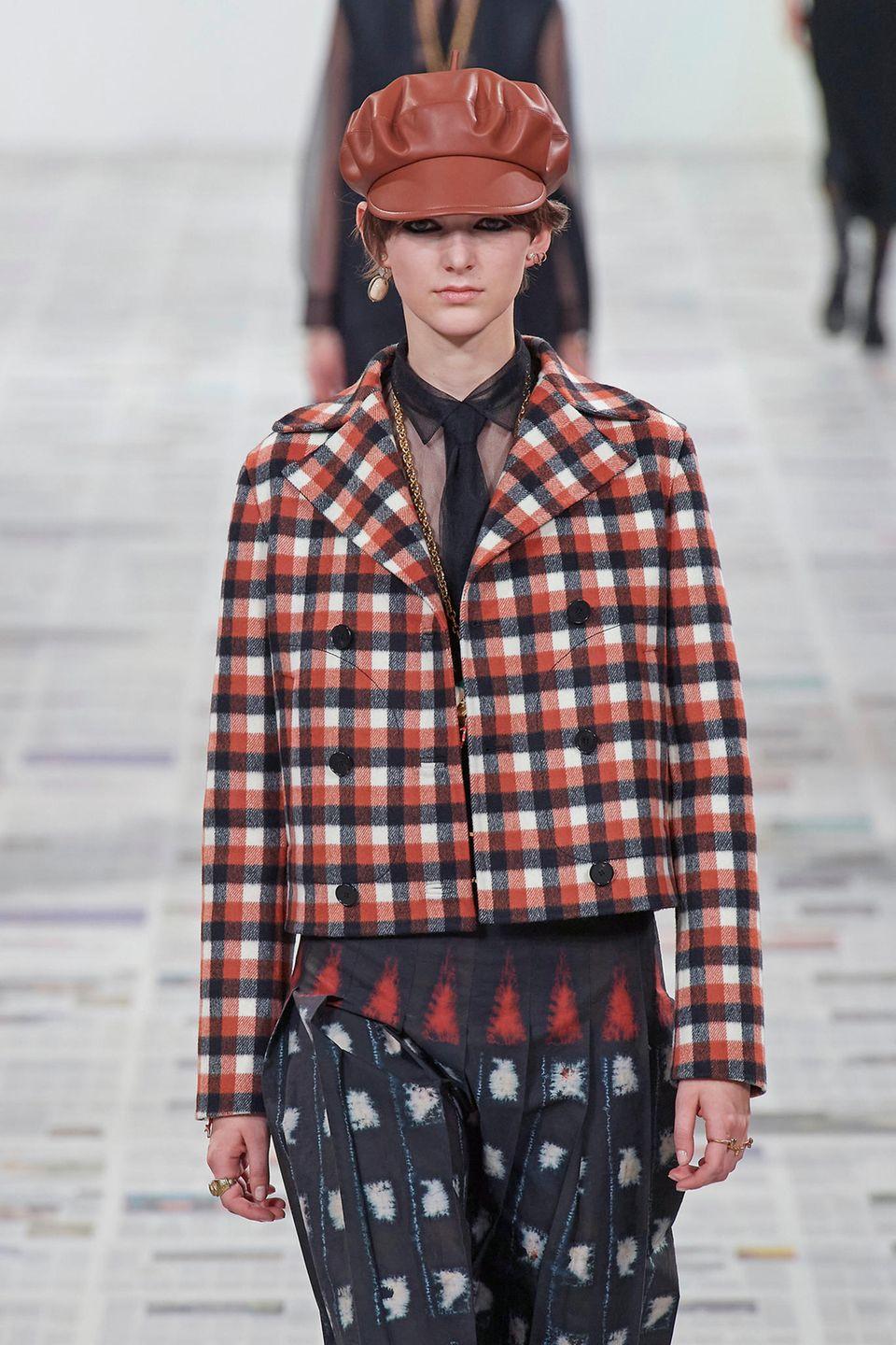 Paris Fashion Week Herbsttrend