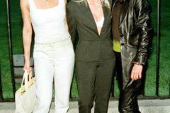 Victoria Beckham: posiert vorm Weißen Haus