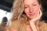 Stars ohne Make-up: Gisele Bündchen