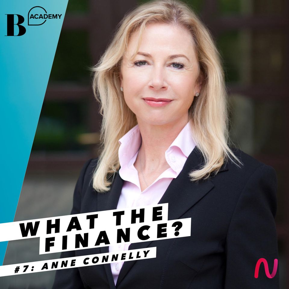 What The Finance: Anne Connelly