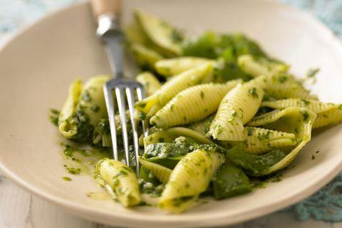 Pasta mit Pesto Verde