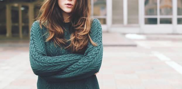 Strickanleitung: quer gestrickter Pullover