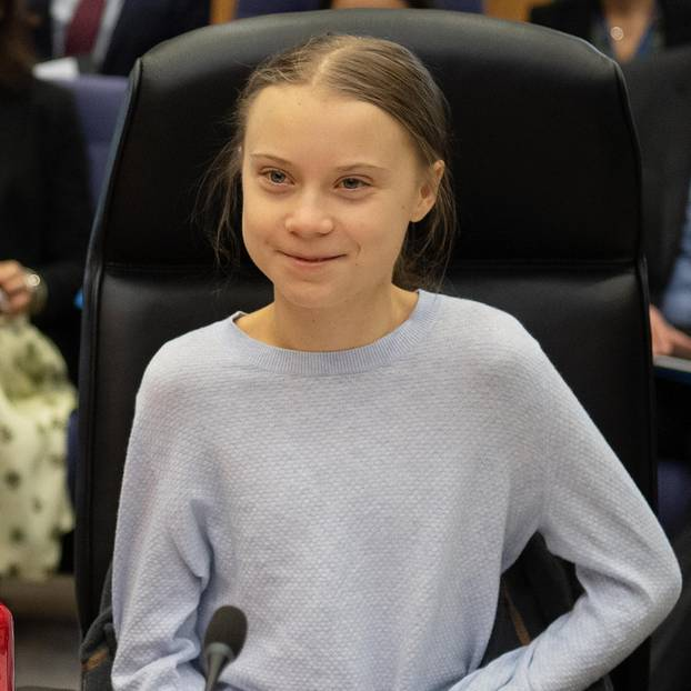 Greta Thunberg: Ölkonzern entschuldigt sich für sexistischen Sticker