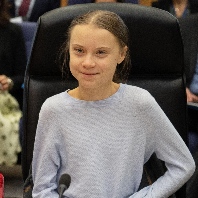 Thunberg nackt greta Greta Thunberg