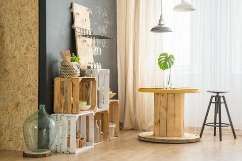 DIY Möbel aus Holz