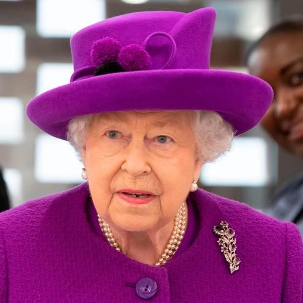 Queen Elizabeth Corona