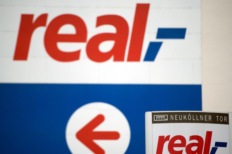 """Schlechte Nachrichten zu """"real"""": Erste Filialen werden geschlossen"""