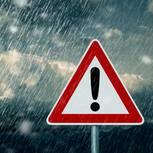 Tief Elli: Dauerregen, Schnee und Hochwassergefahr!