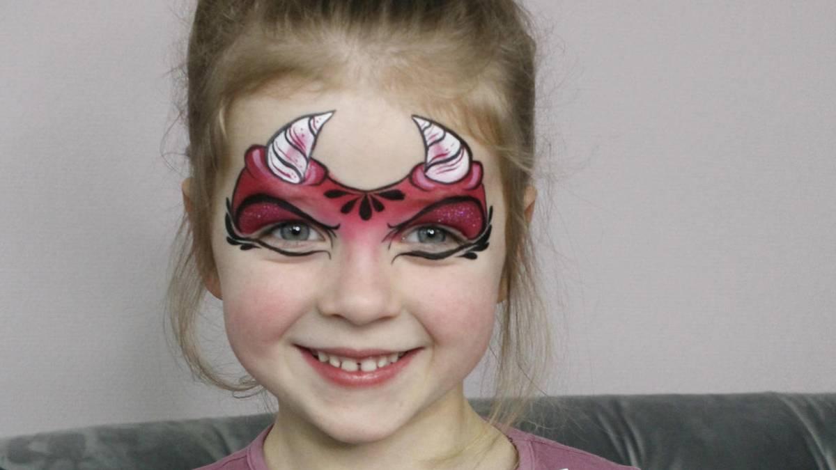 Pirat kinderschminken