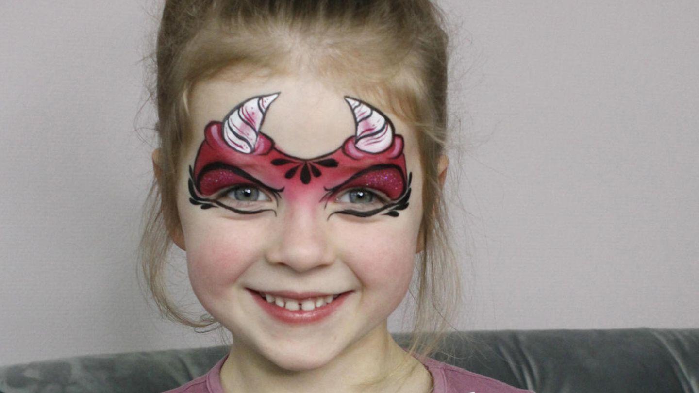 Kinderschminken Vorlagen Fur Gesichtsbemalung 14