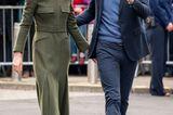 Herzogin Kate: unterwegs mit Prinz William