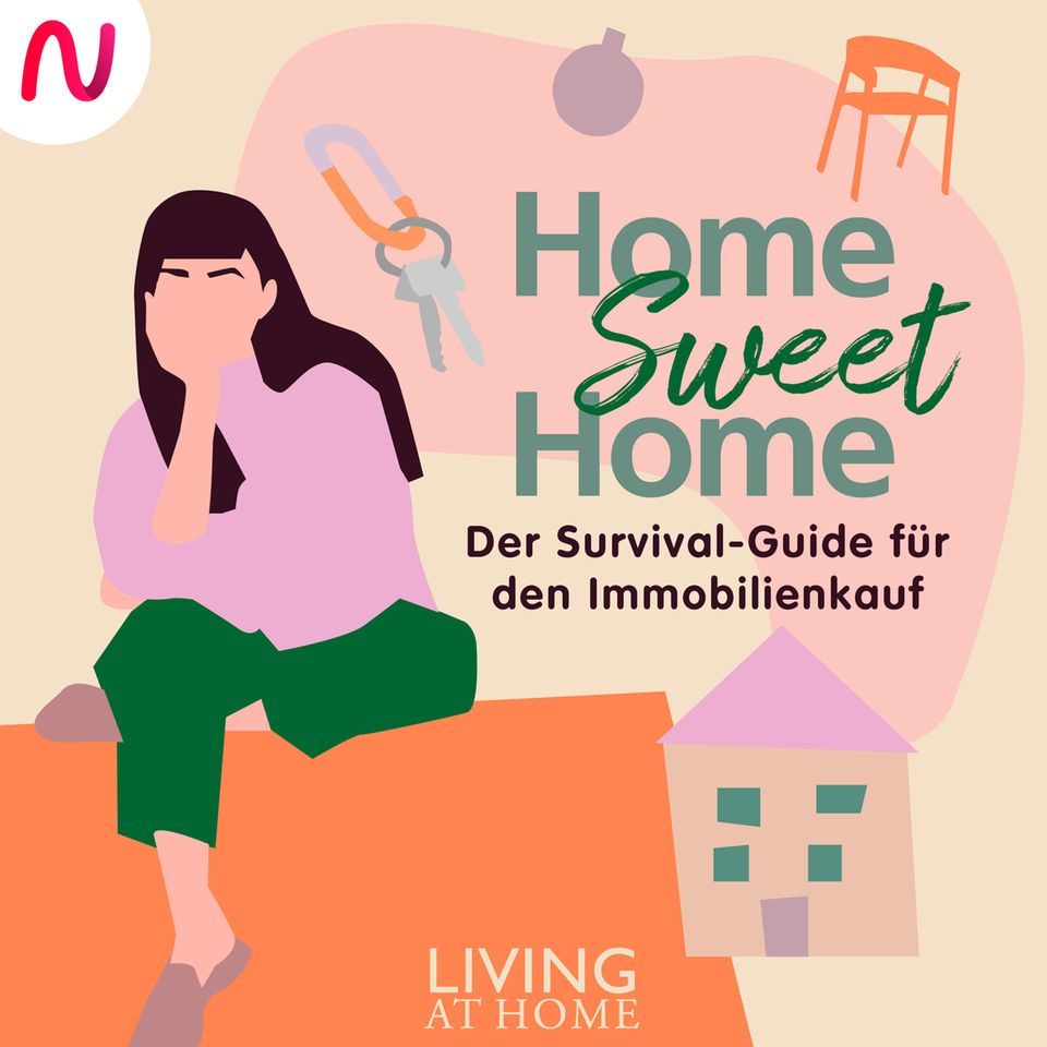 Home Sweet Home: Podcast-Cover