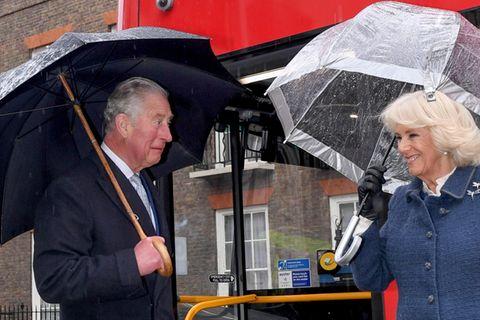Herzogin Camilla und Prinz Charles