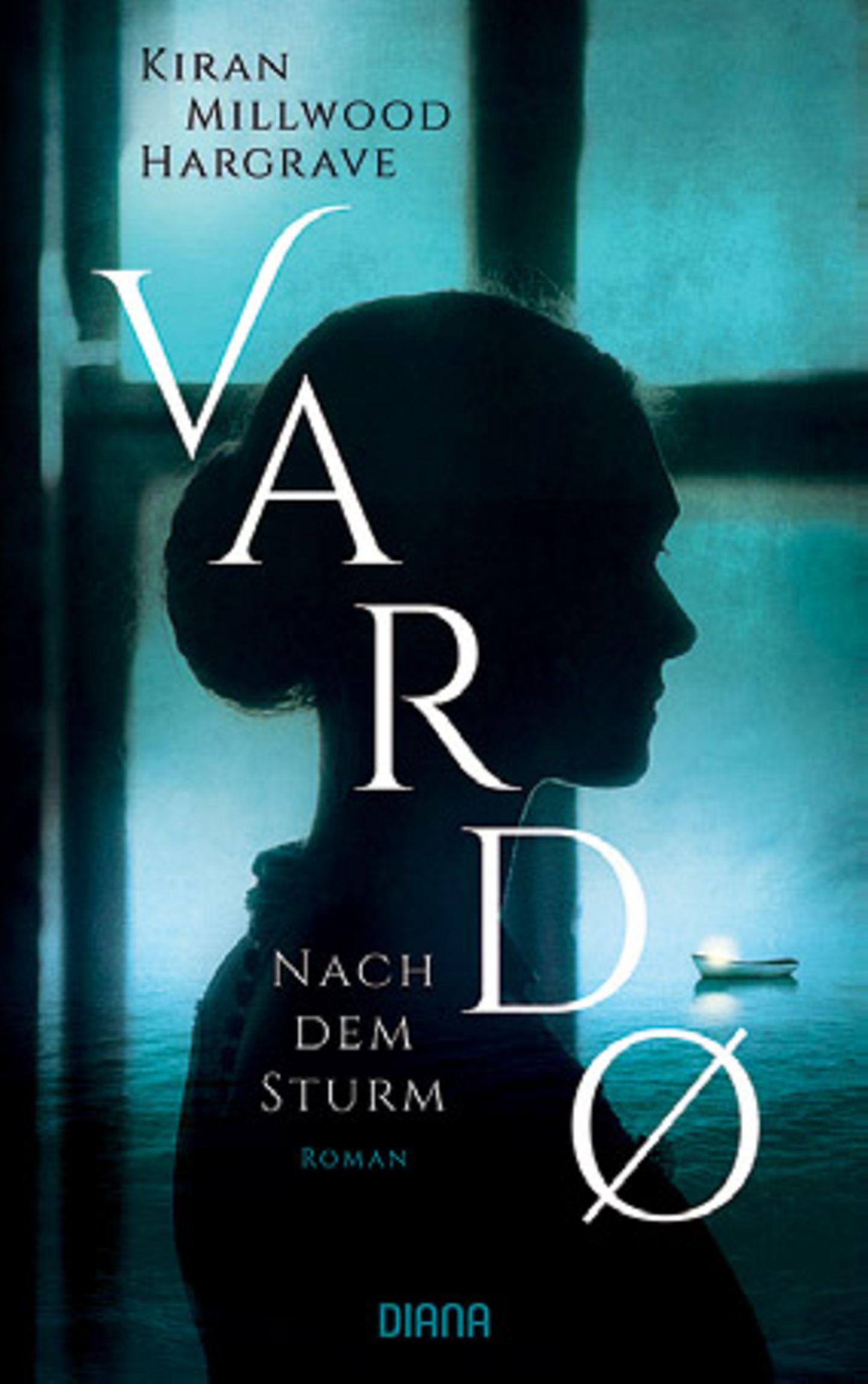 """Buchtipps der Redaktion: Buchcover """"Vardø - Nach dem Sturm"""""""