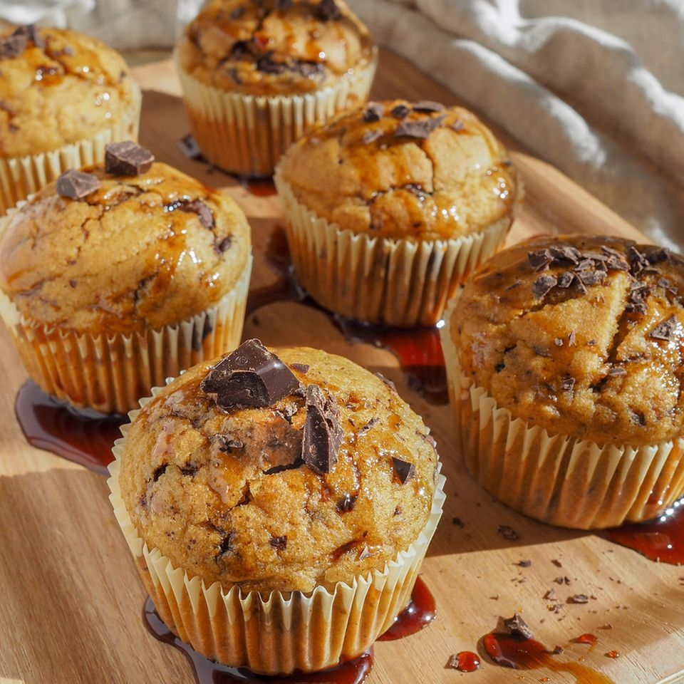 Vegane Muffins