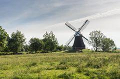 Windmühle in Ostfriesland
