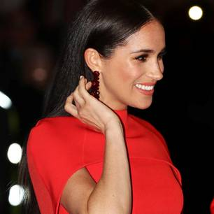 Schönheitsgeheimnisse der Royals: Meghan Markle Wimpern