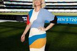 So schön schwanger: Katy Perry im Stadion