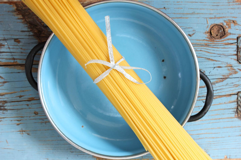 So misst du die perfekte Menge Spaghetti ab