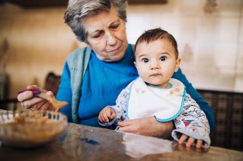 Die nervigsten Oma-Sprüche
