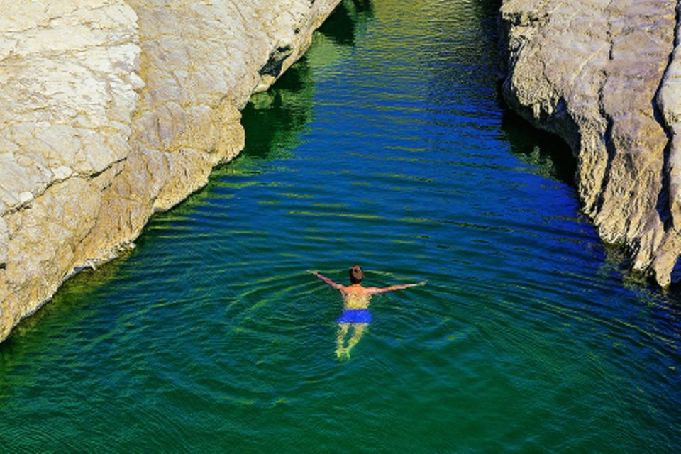 Reisetipps Oman: Oase Wadi Bani Khalid