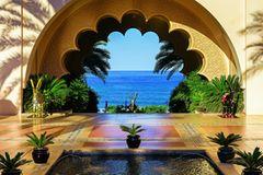 Reisetipps Oman: Al Husn-Resort mit Durchblick auf Meer
