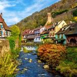 Dorf in Elsass
