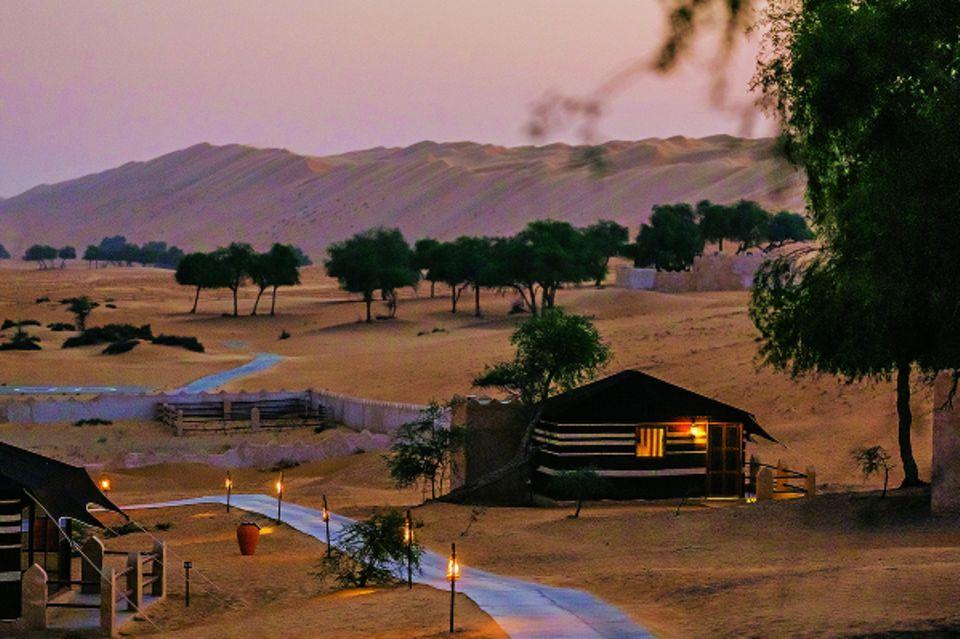 Reisetipps Oman: Weite der Wahiba-Wüste