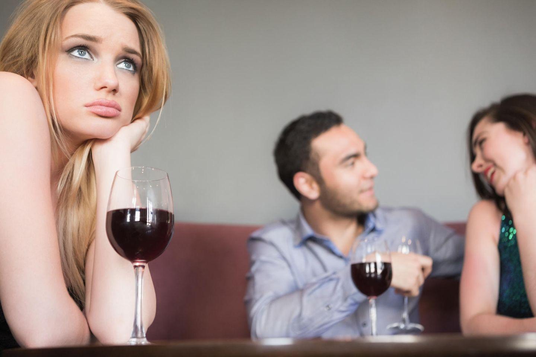 Ehefrau Freund einladen Ehemann Habt ihr
