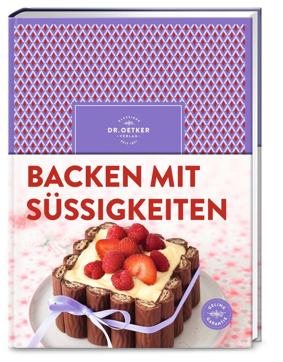 Backen mit Süßigkeiten Cover