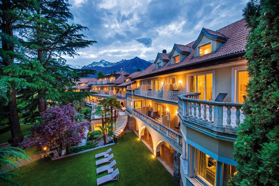 Spa Awards 2020: Villa Eden The Leading Park Retreat