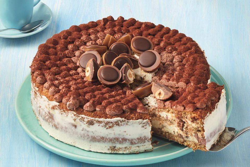 Candy Cake: Toffifee-Torte