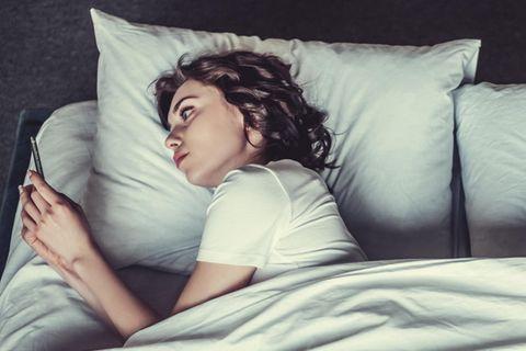 : Ehepaar im Bett