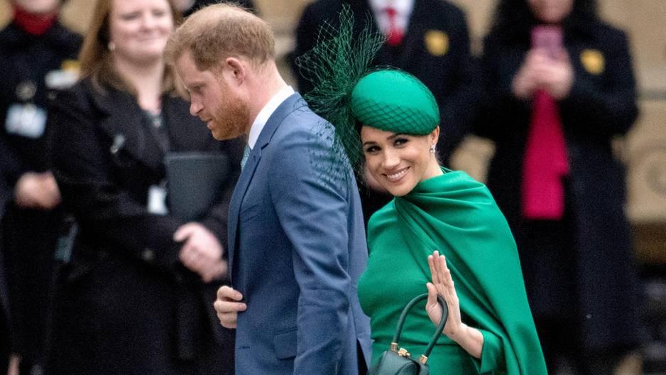 Prinz Harry und Meghan