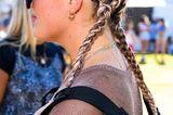 90er Frisuren: Cornrows