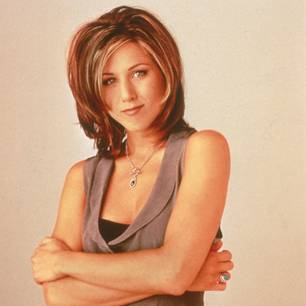 90er Frisuren: Jennifer Aniston
