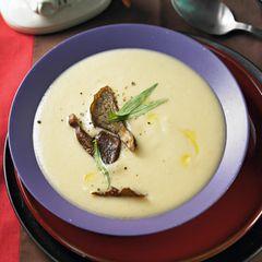 Topinambur-Suppe