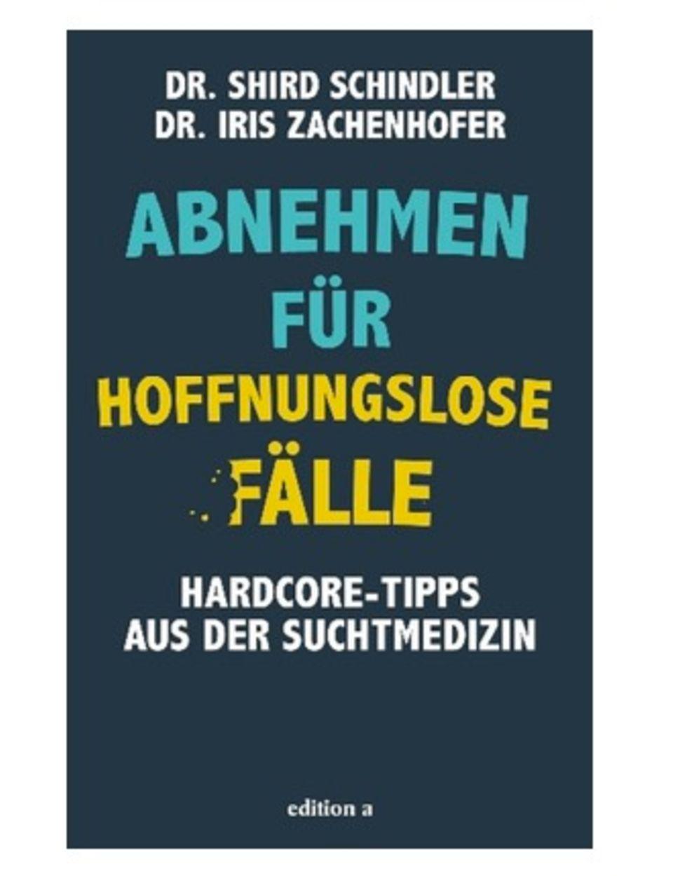 Abnehmen für hoffnungslose Fälle: Buchcover