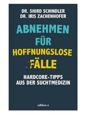 Lose weight for hopeless cases: book cover